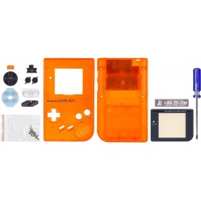 GameBoy Play it Loud Shell [Transparent Orange]